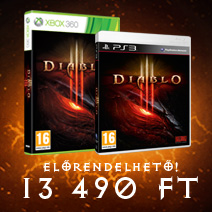 Diablo 3 PlayStation 3 elrendels