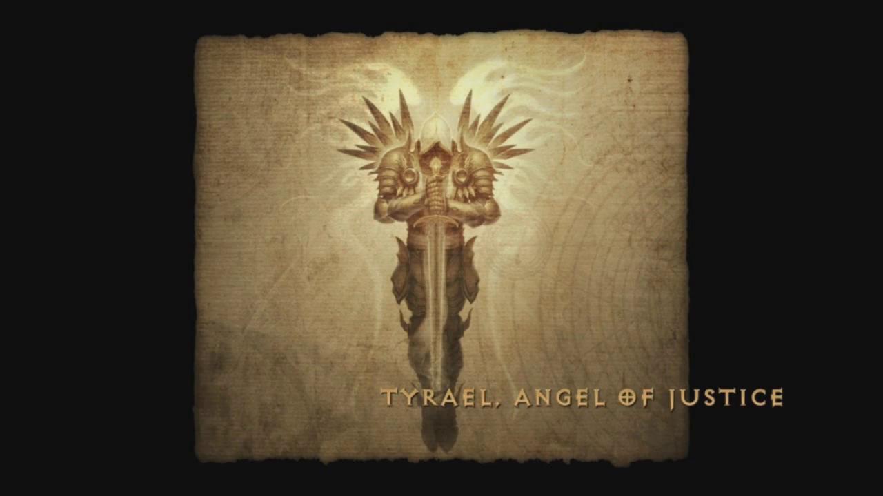 Tyrael, az Igazság Angyala