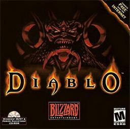 Diablo CD borító