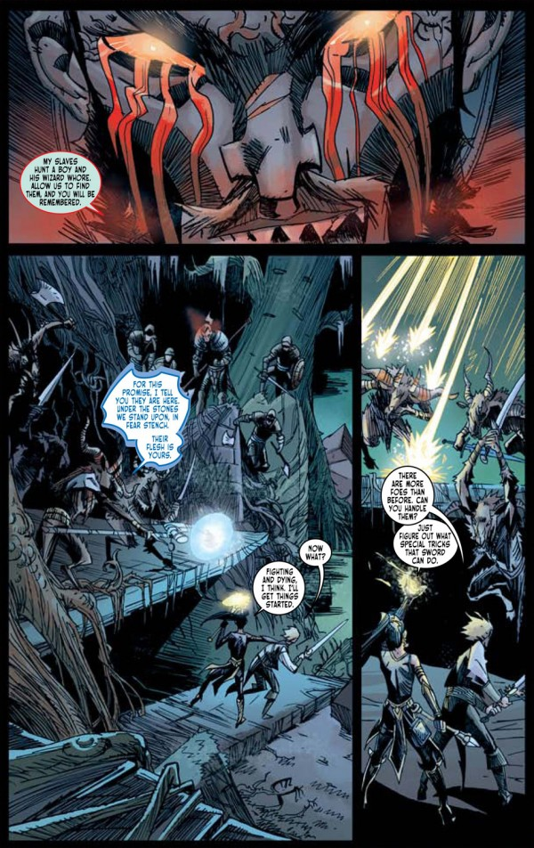 Sword of Jusitce vol 3