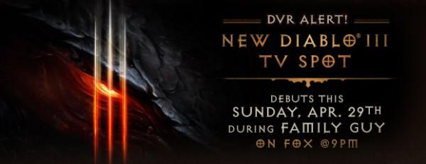Diablo III TV Commercial