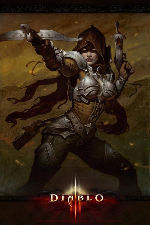 Demon Hunter háttérkép
