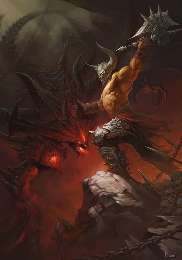 End Day of Diablo