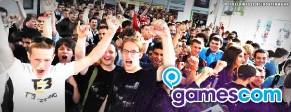 Gamescom 12