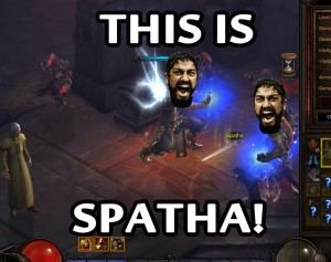 This is SPATHA!