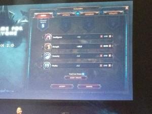 Diablo 3: Reaper of Souls Paragon szint