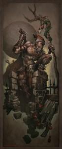 Voodoo Holiday by Richie Marella, Senior 3D Artist, Diablo III