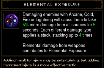 Elemental Exposure