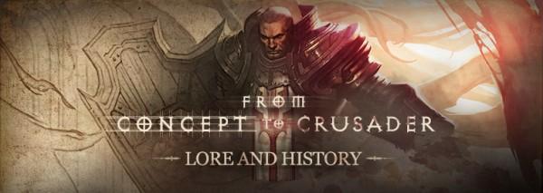 Crusader lore