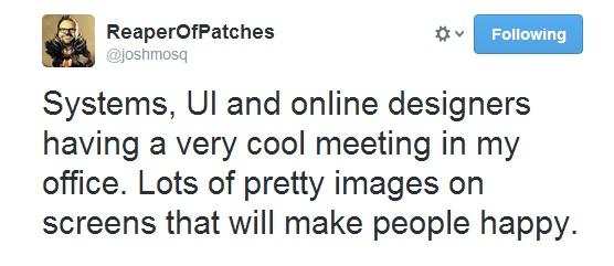 Josh tweet
