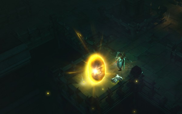 Vault portal
