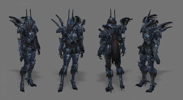 Demon Hunter Szet
