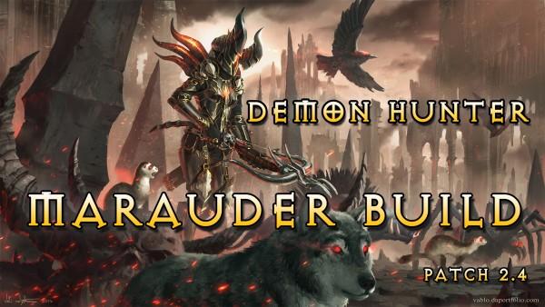 Marauder DH Thumbnail