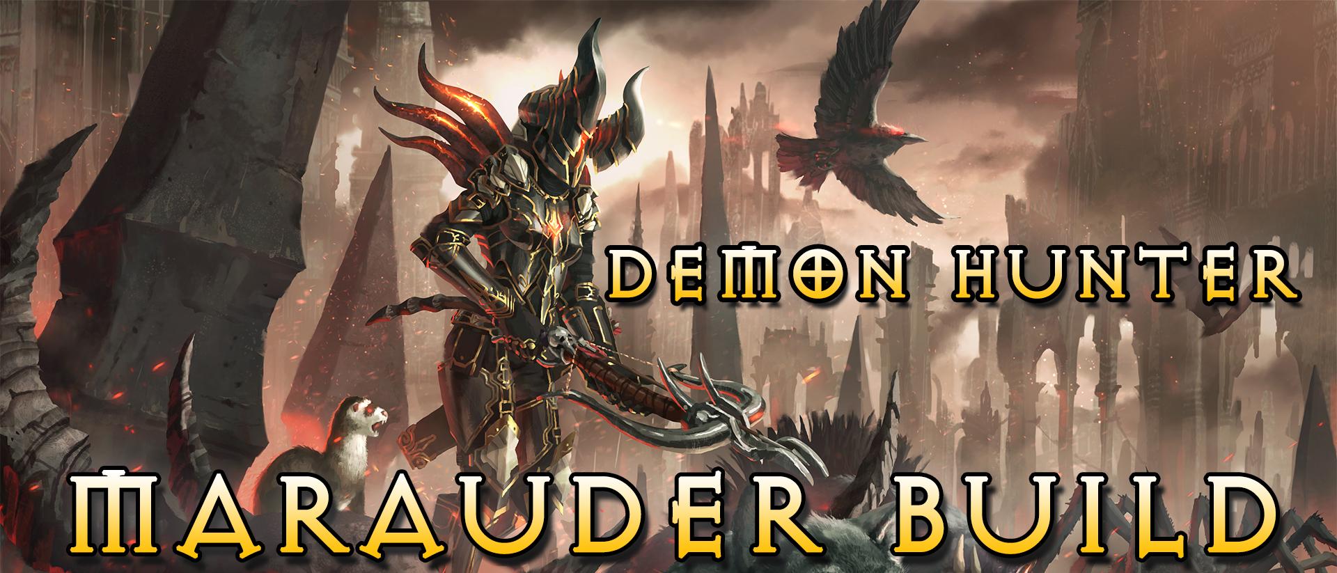 Demon Hunter Build videó magyarul!