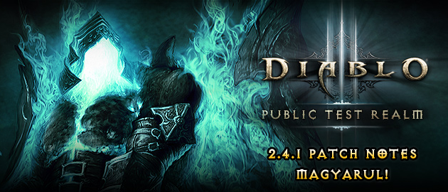 2.4.1 PTR Patch notes magyarul!