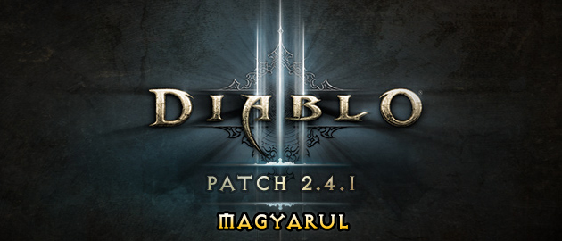 2.4.1 Patch notes magyarul!