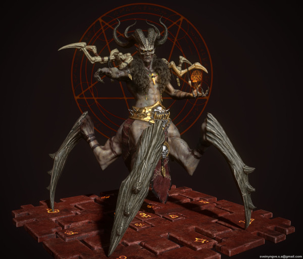 Act 5 - Baal, Lord of Destruction