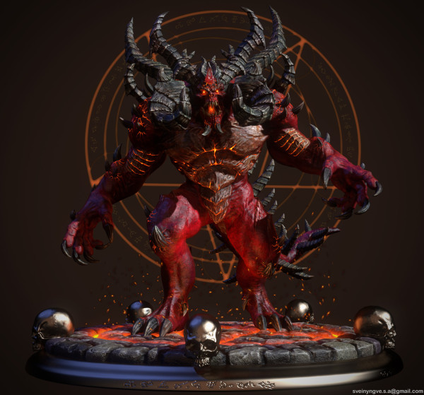 Act 4 - Diablo, Lord of Terror