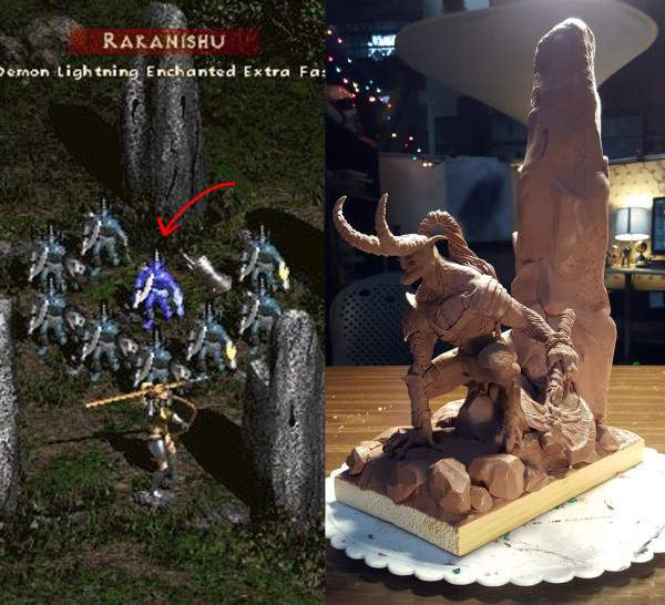Rakanishu a játékban és a valóságban