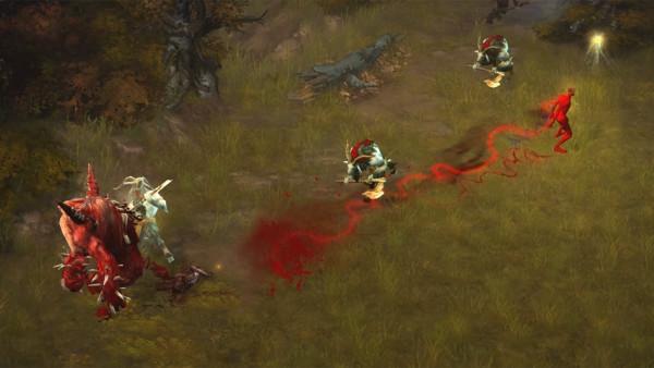 Necro Blood Rush