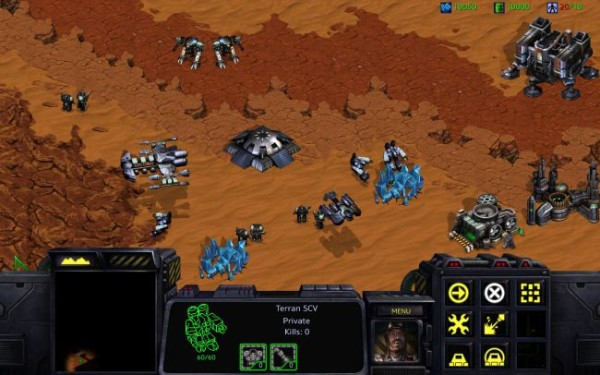 Remastered Terran