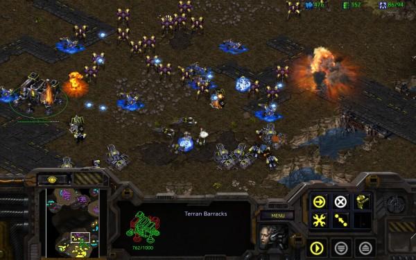 A felújított StarCraft