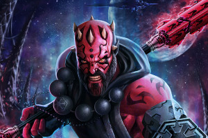 Sw darth maul monk th