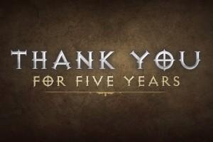 diablo 5 years