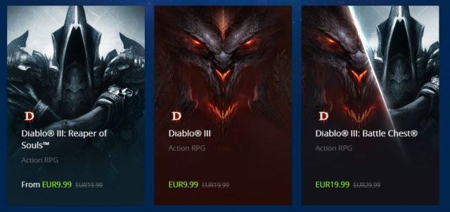 Diablo III Akció!